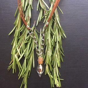 Jewelry - Magic bone spell necklace